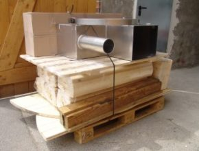 Holz Badetonne Bausatz Badefass Badebottich aus Holz bausatz