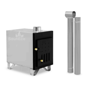 Hot Tub Stove Ignis v40kw from Sauneco