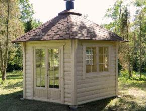 Grillkota Gartenhaus