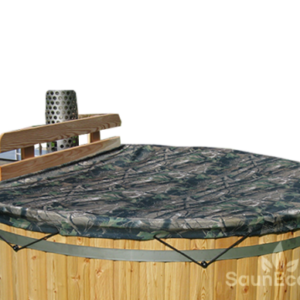 Tarpaulin Hot Tub Cover From Sauneco