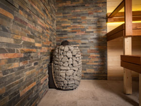 Praktisch Elektro-Saunaofen Hive Elektrische sauna ofen Sauneco